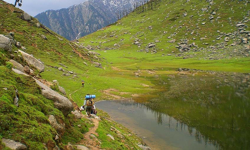 Dhauladhar Holy Lake Trek